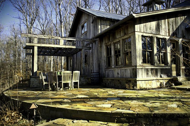 Great Barn Entry