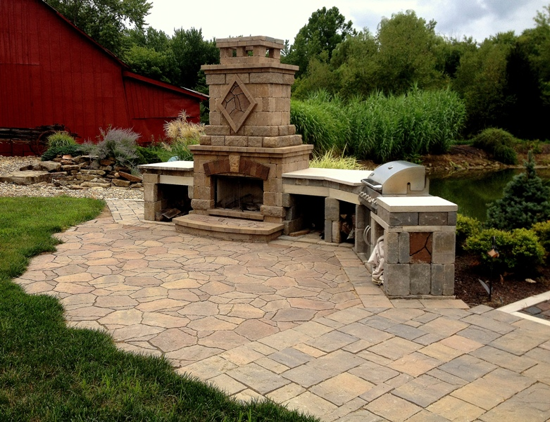 designscape, bloomington, nashville, columbus, landscaping, mowing, hardscaping, maintenance, irrigation, design, tree farm, specimen trees, waterfalls, water features, mower, sales, landscape architect, construction, carpentry, masonry, best rated company, award winning, consulting, patios, pavers, natural stone, outdoor kitchens, retaining walls, fire pits, lake Monroe, Grandview, cabins