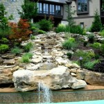 Waterfall to Pool